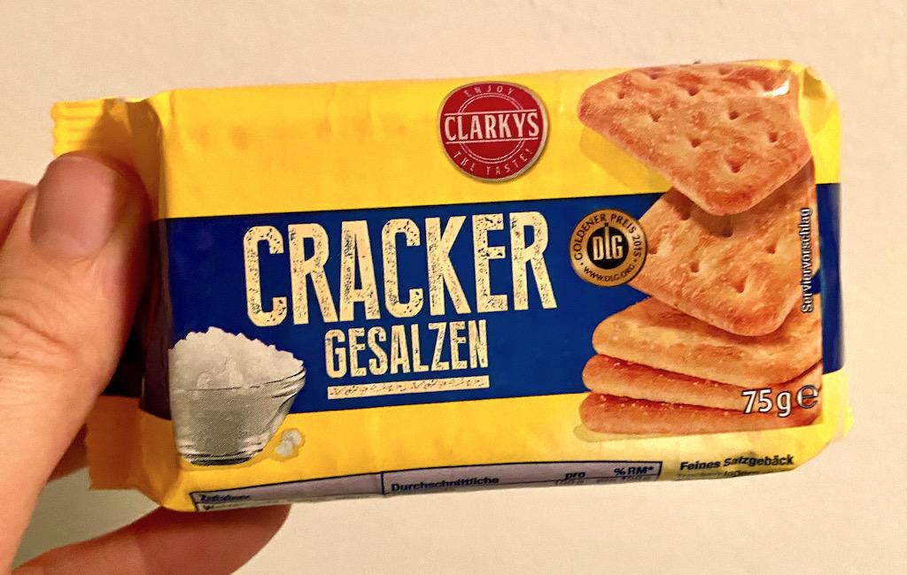 Netto Clarkys Cracker Gesalzen 75G