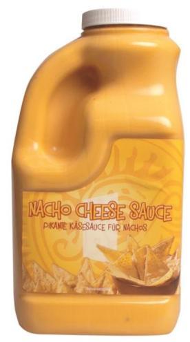 Nacho Cheese Sauce Pikante Käsesauce für Nachos Kanister