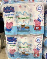 Peppa Pig Küchenpapier Küchenrollen