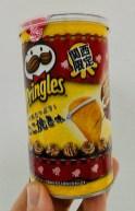 Pringles Takoyaki fritierte Oktopus-Bällchen Japan 53g