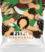 FITfit Magmaball Peanut Butter Datteln 48G