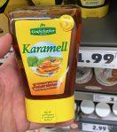 Grafschafter Goldsaft Karamell Sirup Spender