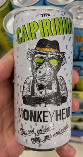 Monkey Head Caipirinha Cocktail Dose
