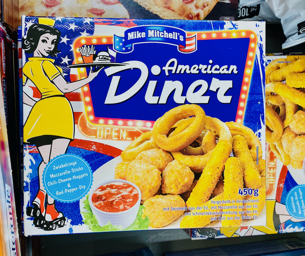 Penny Mike Mitchell's American Diner 450G