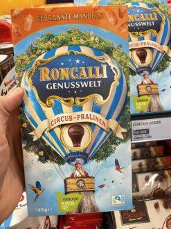Piasten Roncalli Genusswelt Circus-Pralinen Gebrannte Mandeln 140G