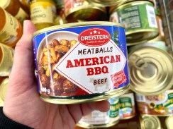 Dreistern Meatballs American BBQ Beef 400G