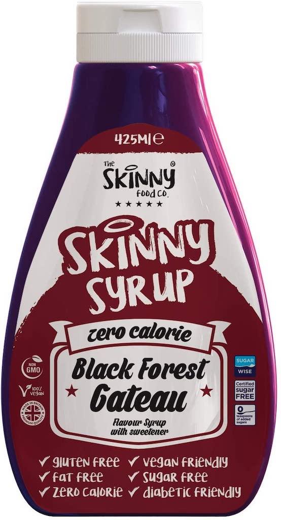 Skinny Syrup Zero Calorie Black Forest Gateau 425ml