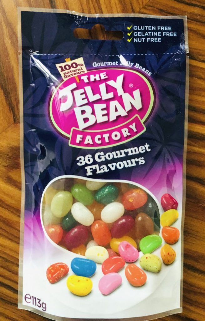 The Jelly Bean Factory 36 Gourmets Flavours 113G