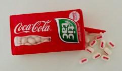 Ferrero tictac Coca Cola