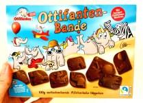 Gunz Ottifanten-Bande Schokoladenfiguren Fairtrade 100G