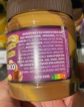 REWE Nibble Time Peanut+Choco Swirl Nutri-Score Seite