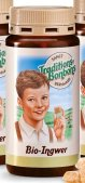 Sanct Bernhard Traditions-Bonbonbs Bio-Ingwer Kindergesicht gezeichnet