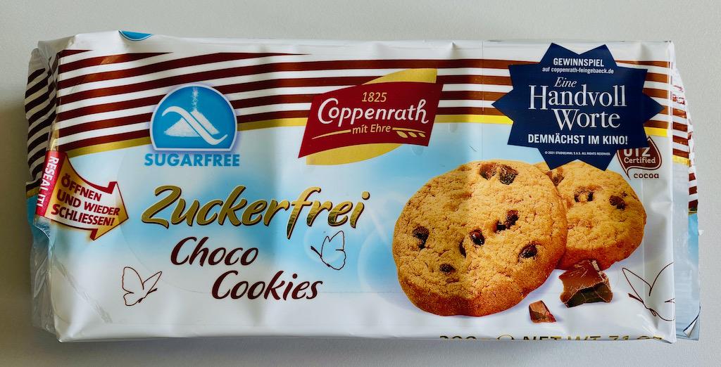 Coppenrath Choco Cookies Zuckerfrei