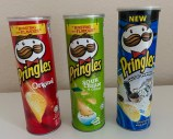 Pringles Asien Salt+Pepper-Basil+Garlic