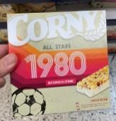 Corny All Stars 1980 Buttermilch-Zitrone Müsliriegel