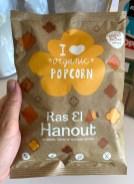 I love organic Popcorn Ras El Hanout 30G Biopopcorn