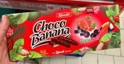 Kandit Choco Banana WoowBerry Schokobananen Papagei