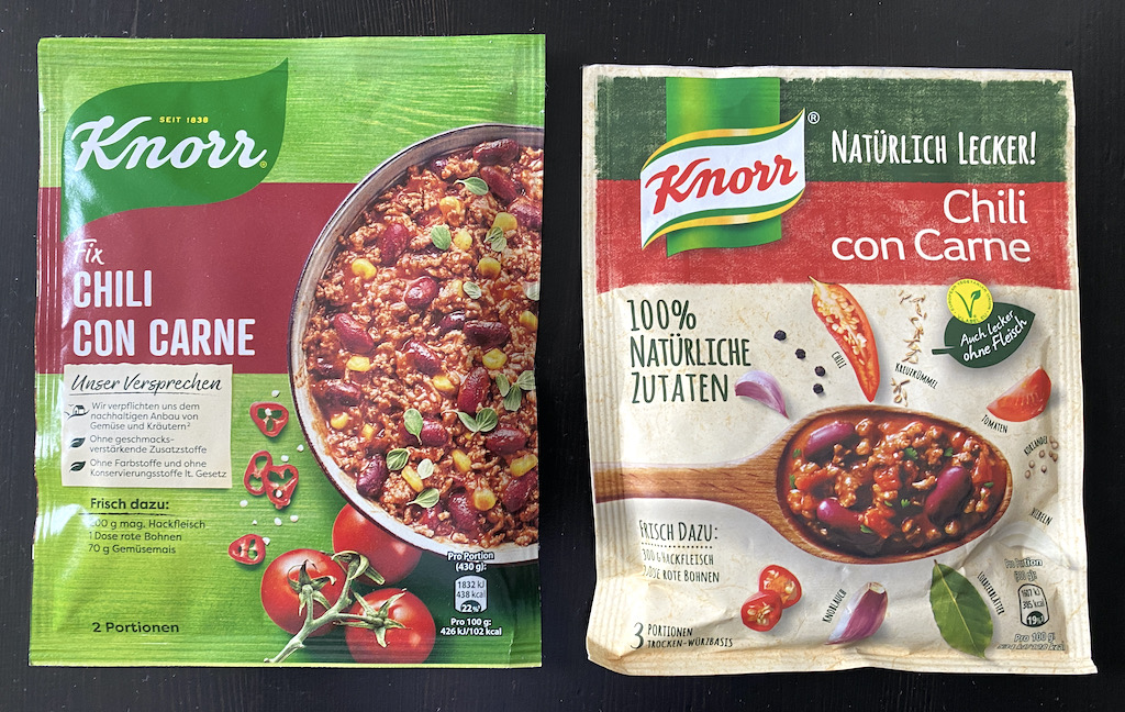 Knorr Chili Con Carne 2x