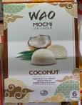 WAO Mochi Ice Cream Mango 6er