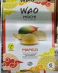 WAO Mochi Ice Cream Mango 6er Mochi Eis