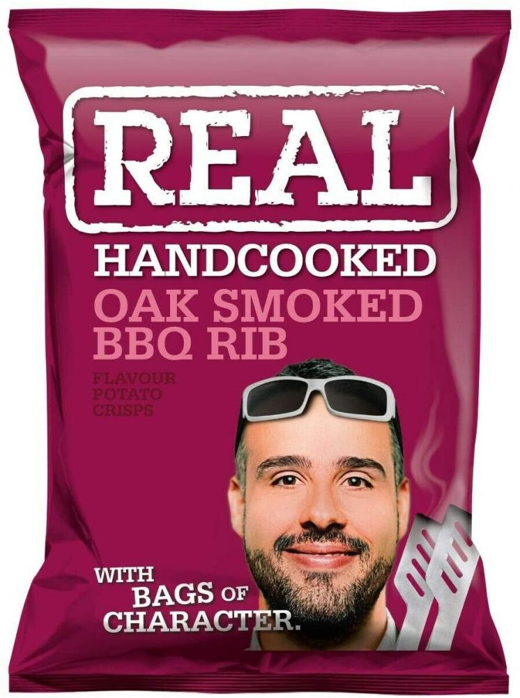 real_handcooked_oak_smoked_bbq_rib_flavour_crisps_35g