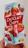 Nestlé Choclait Chips Erdbeergeschmack 115G Nutri-Score