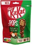 Nestlé Kitkat Pops-Haselnuss+Cocoa Nibs 200g