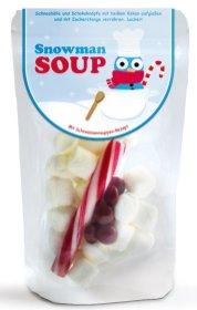 Snowman Soup Marshmallow Getränkemischung
