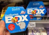 Feodora Ottifanten Box Schokolade Minitäfelchen 180G
