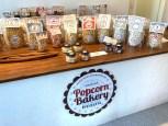 Popcorn Bakery Angebote auf Tresen