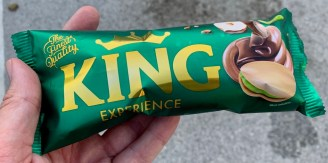 The Finest Quality King Experience Pistazie Eiskrem