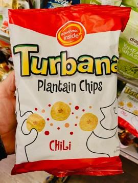 Turbana Plantain Chips Chili