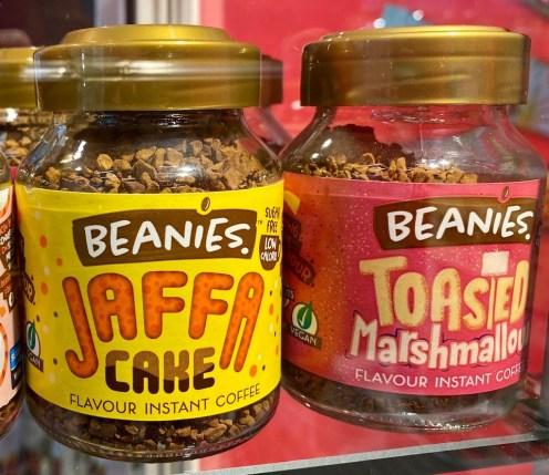 Beanies Löslicher Kaffee Jaffa Cake_Toasted Marshmallows