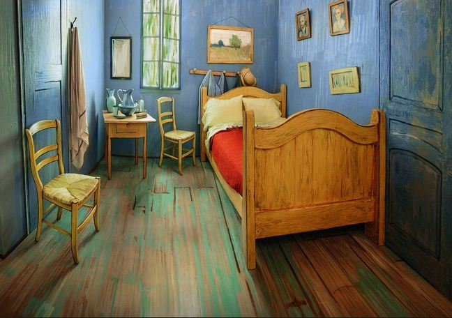 VAN GOGH BEDROOM 03