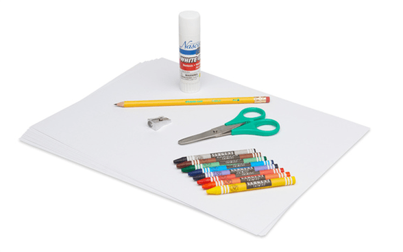 Elementary Basic Art Kit 1