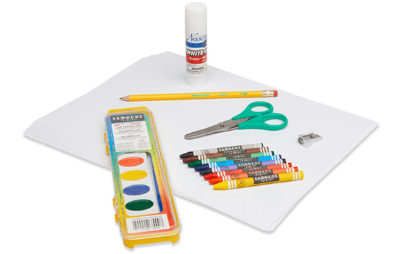 Elementary Basic Art Kit 2