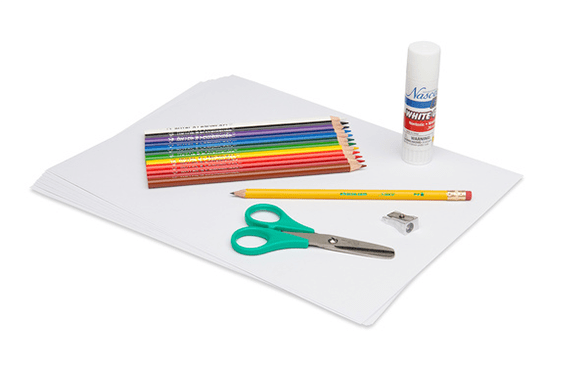 Secondary Basic Art Supply Kit 1