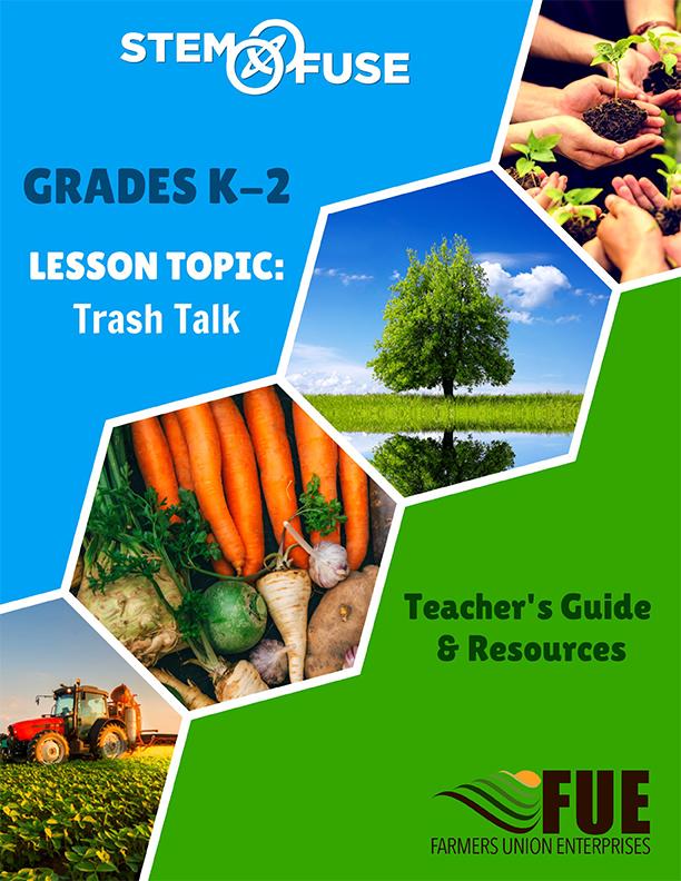 Trash Talk Lesson & Resource Guide