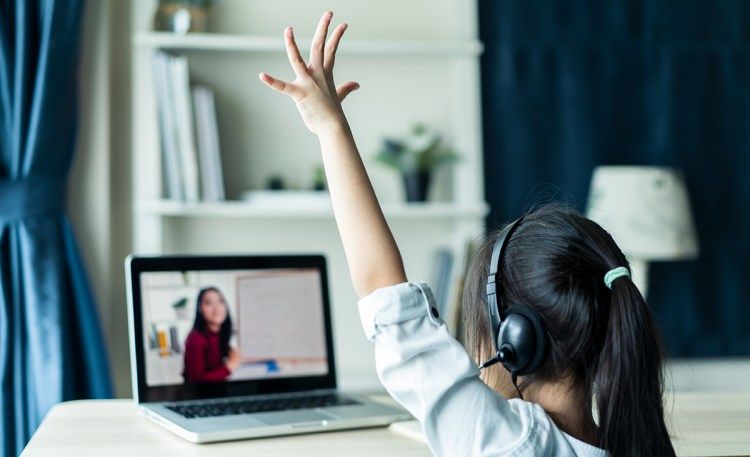 Distance learning solutions for live streaming from your home office or classroom.