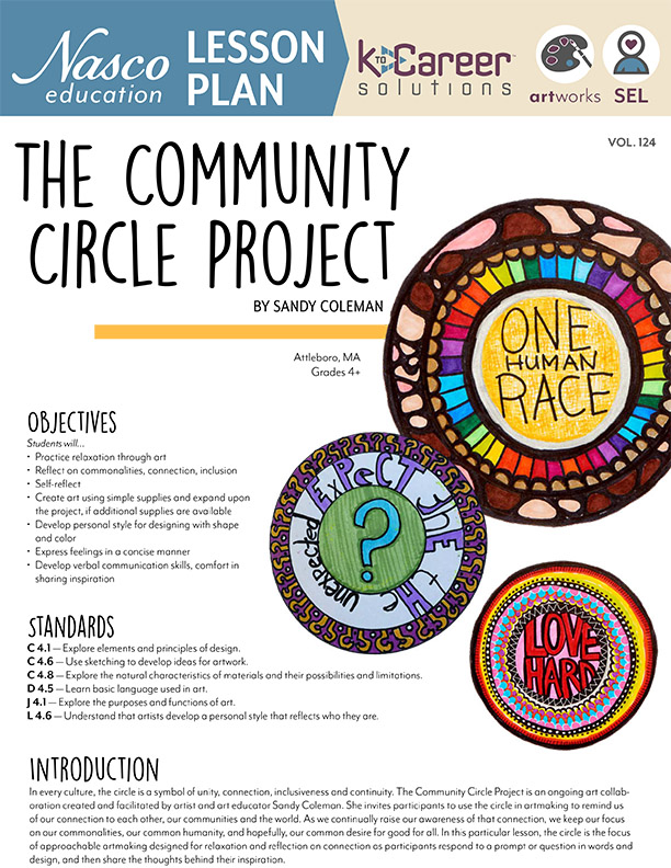 Download the Community Circle Lesson Plan