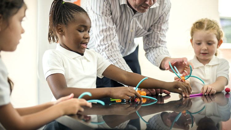 Adaptive learning activities: Help students find comfort, security, and an outlet for jitters