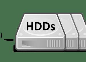 Upgrade your NAS with Bigger Hard Drivesor SSD