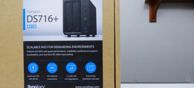 The Synology DS716+ Unboxing - What's in the Box! - NAS Compares