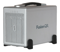The Sonnet Fusion QR 4-Bay DS400 Unboxing, Walkthrough and Talkthrough 3