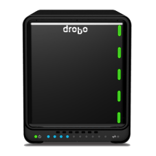 The Drobo 5Dt Turbo 5-Bay Thunderbolt2 and USB 3.0 Enclosure Walkthrough and Talkthrough 2