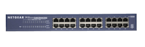 The NetGear Gigabit Switch JGS524-200EUS 24-Port Rackmount Unboxing , Walkthrough and Talkthrough