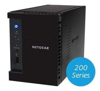 The Netgear RN21200 2-Bay Plex NAS ReadyNAS