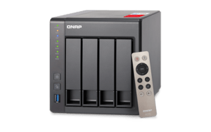 qnap ts-451+ nas quad core perfect plex nas
