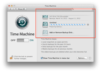 The Apple Time Capsule Versus the Apollo Personal Cloud Storage - The Apple Time Machine NAS Faceoff 9