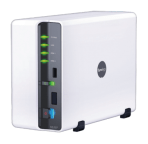 The Synology DS207 NAS Server 2ndGeneration Network Attached Storage Server